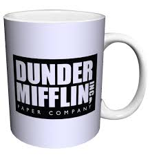 the office star mug. ergonomic the office mugshot amazonsmile dunder mifflin star mugs personalized full size mug