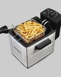 electric deep fryer countertop machine small fish potato en donut fries 690002271074