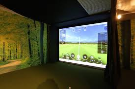 your own home golf simulator throughout ideas 7