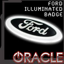 2012 F250 Light Bulb Chart Oracle Ford Illuminated Emblem