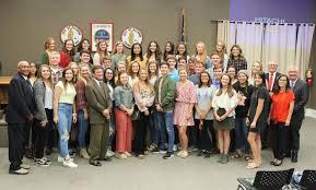 Youth Leadership Class attends Calhoun City Council meeting | Georgia News  | mdjonline.com