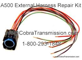 cobra transmission parts 1 800 293 1848 a500 wire harness 42re cobra transmission parts 1 800 293 1848 a500 wire harness 42re 44re