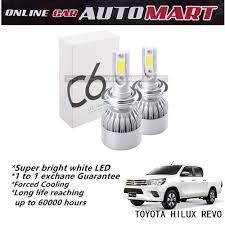 Revo Led Lights Toyota Hilux Revo C6 Led Light Car Headlight Auto Head Light