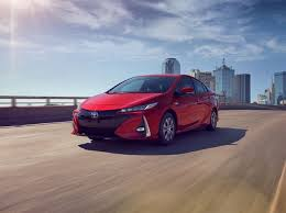 Toyota Prius Comparison Chart 2020 Toyota Prius Prime Review Pricing And Specs