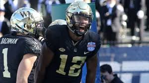 Jamie Newman Named Starting Qb At Wake Forest