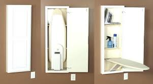 built in ironing board wall ironing board review of household essentials wall ironing board built in