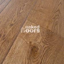 mixed width hardwood oak floors laid