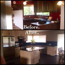 Galley Kitchen Remodel Kitchen Remodel Before And After Best Kitchen Decoration