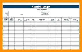 Ledger Template For Excel Free Bank Account Ledger Template Excel Checking 7 Bookkeeping