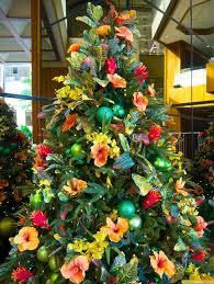 Hawaiianstyle Christmas Trees And Decorations Photos  Go Visit Christmas Tree Hawaii