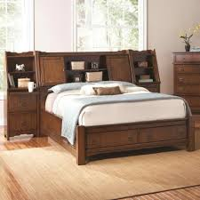 Bed Frames:Simple Small Bedroom Designs Macys Double Beds Furniture Frame  Headboard Shelves Storage Attached