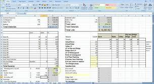 Estimating Job Pin By Carissa Martinez On 3 Estimate Template Company