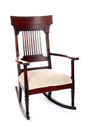 rocking chair wooden vintage identifying old rocking chairs rocking chair for baby