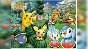 Pokemon movie Arceus and the Jewel of life - YouTube