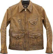 double are elle rrl leather newsboy jacket men leather newsboy jacket