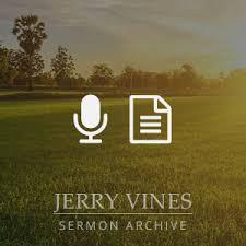 1 corinthians jerry vines ministries
