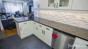 White Galaxy Granite Kitchen Marblecoms Favorite Black Granite Countertops