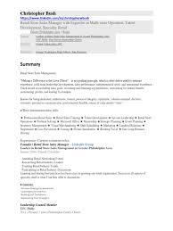 vaccine s resume retail store s manager in philadelphia pa resume christopher bush slideserve co uk