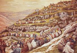 Image result for Yeshua preaching to thousands