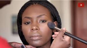contour tutorial you makeup for dark skin