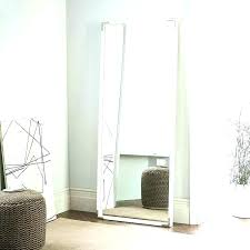 large round mirror with wood frame round mirror white frame with framed floor mirrors wood full length large
