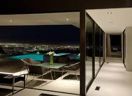 Image Perfect Vera Wang Home Sitting Area Luxuo Vera Wangs New Beverly Hills Glass House