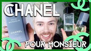 <b>CHANEL POUR MONSIEUR</b> - The range REVIEW - YouTube