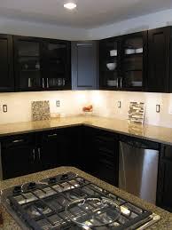 ... Led Light Under Cabinet Diy High Power Led Cool White Adorable Light On  Black Furniture For ... Gallery