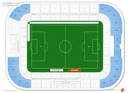 Bbva Compass Stadium Houston Seating Chart Bbva Compass Stadium Seating Guide Rateyourseats Com