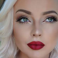 the 25 best ideas about red lip makeup on red lipstick makeup full face makeup and cly makeup