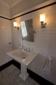 bathroom chair rail designs. stunning chair rail tile with bathroom design ideas designs