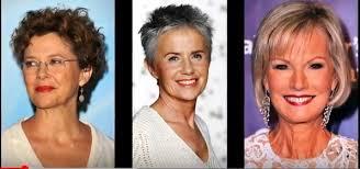 20 Omlazujících Krátkých účesů Pro ženy Nad 50 Let Omládněte Až O