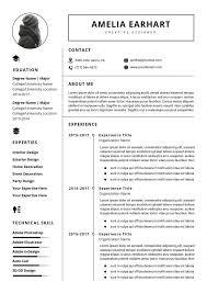 Professionalesume Template Download Editable Job Cv Word Doc