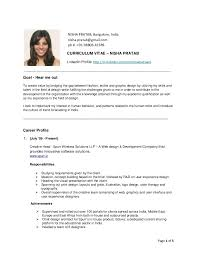 Cabin Crew Resume Sample With No Experience