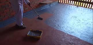 paint concrete floorsHow To Paint Concrete Floors DIY Projects Craft Ideas  How Tos