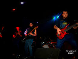 Concert Review Abysmal Dawn Enfold Darkness Iraconji Animality.
