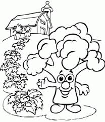 We hope you liked this set of free printable vegetables coloring pages for kindergarten. Fruits And Vegetables Free Printable Coloring Pages For Kids