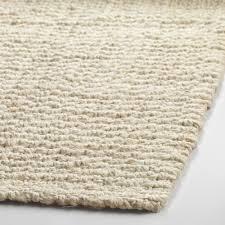 bleached ivory basket weave jute rug world market luxury burlap rug diy