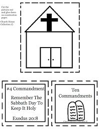 The Ten Commandments For Kids Coloring Pages With Free Printable Ten