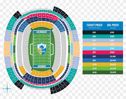 Chargers Stadium Seating Chart La Stadium Pricing Chargers New Stadium Seating Chart Hd