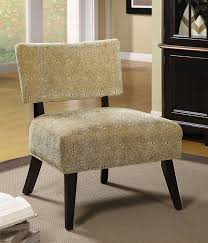 brown swirl fabric accent chair patterned accent chairs66