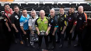 the nine players who can win this year s premier league darts le picture lawrence
