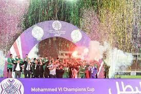 الرجاء البيضاوي يتوج بالبطولة العربية