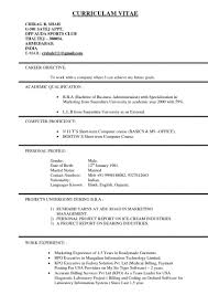 Download Resume Usa Good Usa Resume Format Free Resume Template