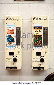 Chocolate Vending Machines Mesmerizing Chocolate Vending Machine Stock Photo 48 Alamy