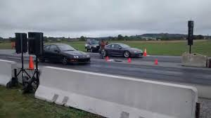 Mitsubishi Eclipse GSX vs Acura Integra - YouTube