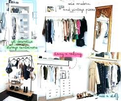 hanging clothes without a closet how to hang clothes without a closet ideas to hang clothes