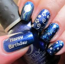 cats-n-nails: My Birthday Blog Nail Party!