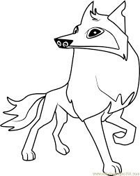 Luxury Animal Jam Coloring Pages Ishagnet