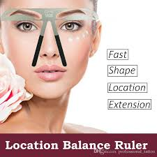 microblading eyebrow tattoo stencil ruler shaper template definition permanent makeup 4 kinds of super por diffe eyebrow makeup makeup